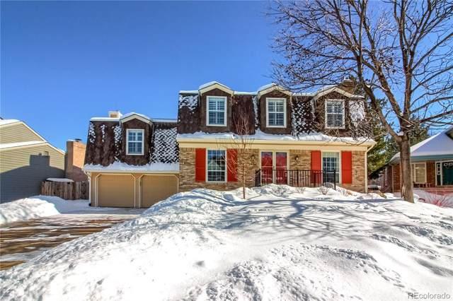5424 S Hoyt Street, Littleton, CO 80123 (MLS #8293928) :: 8z Real Estate