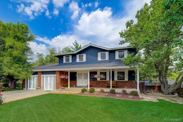 4497 Grinnell Avenue, Boulder, CO 80305 (#8294339) :: The DeGrood Team
