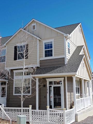 1479 Bergen Rock Street, Castle Rock, CO 80109 (#8294665) :: The Peak Properties Group