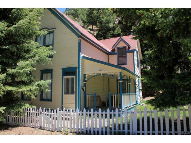 1444 Main Street, Georgetown, CO 80444 (MLS #8294807) :: 8z Real Estate