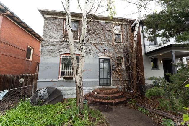 2326 Clarkson Street, Denver, CO 80205 (#8295008) :: Re/Max Structure
