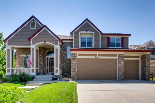 6083 Umber Street, Arvada, CO 80403 (#8295299) :: The Griffith Home Team