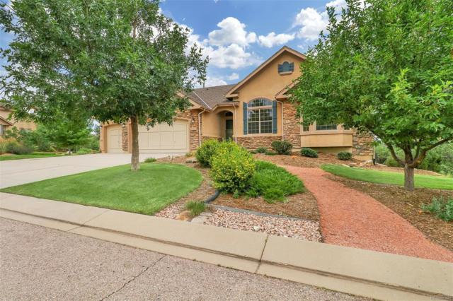 1989 Diamond Creek Drive, Colorado Springs, CO 80921 (#8295406) :: The Pete Cook Home Group