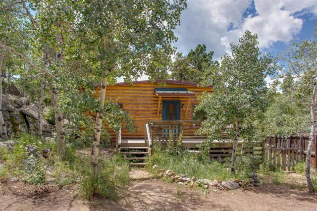 25 Olde Carter Lake Road, Golden, CO 80403 (#8295461) :: House Hunters Colorado