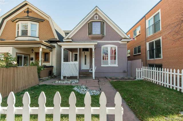 1042 Clarkson Street, Denver, CO 80218 (#8295578) :: Berkshire Hathaway HomeServices Innovative Real Estate