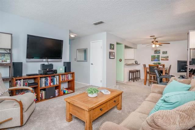 2365 E Geddes Avenue E22, Centennial, CO 80122 (#8295847) :: Colorado Home Finder Realty
