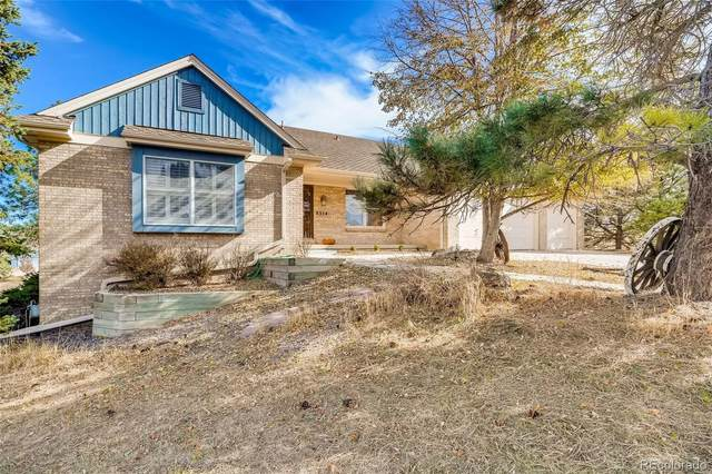 8354 Crestview Drive, Parker, CO 80138 (#8296001) :: The DeGrood Team