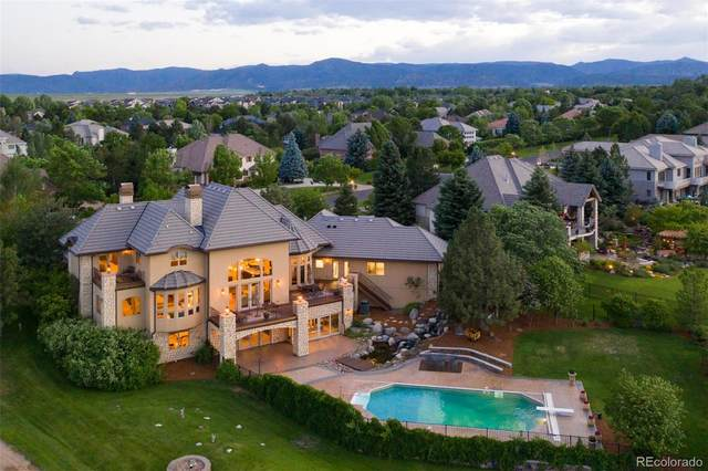 7270 S Polo Ridge Drive, Littleton, CO 80128 (MLS #8296019) :: 8z Real Estate