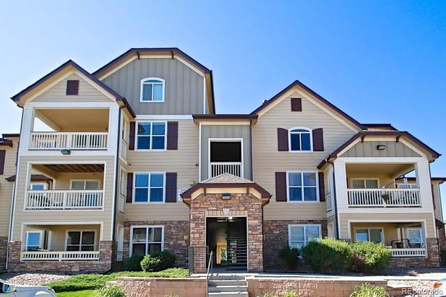 5354 Palomino Ranch Point #303, Colorado Springs, CO 80922 (#8296135) :: The DeGrood Team
