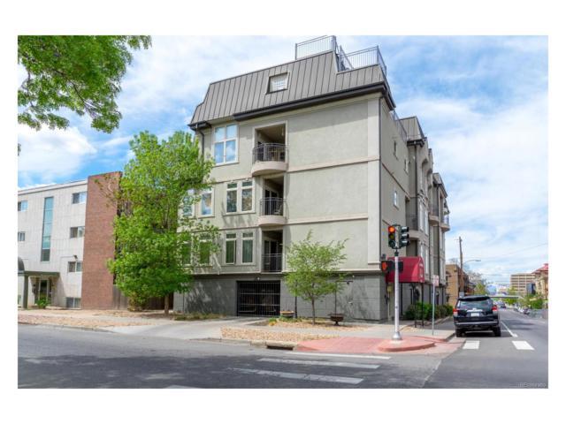 1080 E 13th Avenue #202, Denver, CO 80218 (MLS #8296337) :: 8z Real Estate