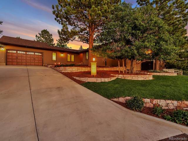 6236 Lakepoint Place, Parker, CO 80134 (#8297138) :: The FI Team
