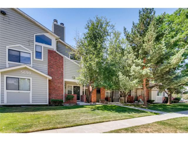 5690 W 80th Place #85, Arvada, CO 80003 (MLS #8297146) :: 8z Real Estate