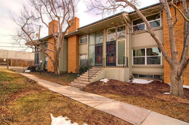 3548 S Hillcrest Drive #3, Denver, CO 80237 (#8297477) :: The Peak Properties Group
