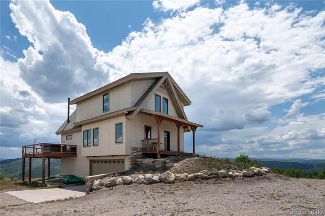 17255 Grouse Ridge Lane, Steamboat Springs, CO 80487 (#8297587) :: The Artisan Group at Keller Williams Premier Realty