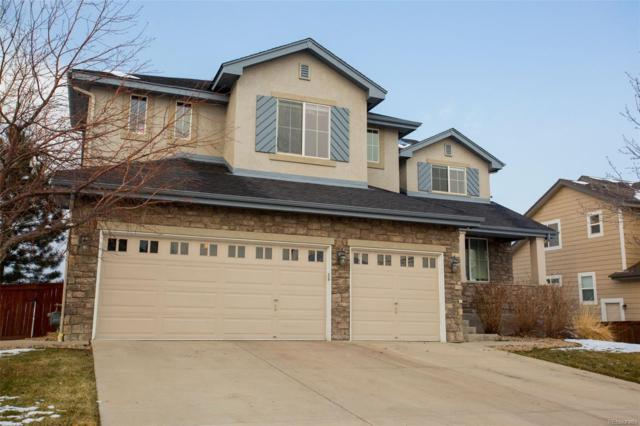 9761 W Athens Lane, Littleton, CO 80127 (#8297805) :: The Peak Properties Group