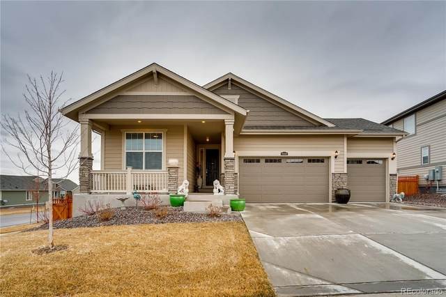 8888 Snowball Way, Parker, CO 80134 (MLS #8298062) :: 8z Real Estate