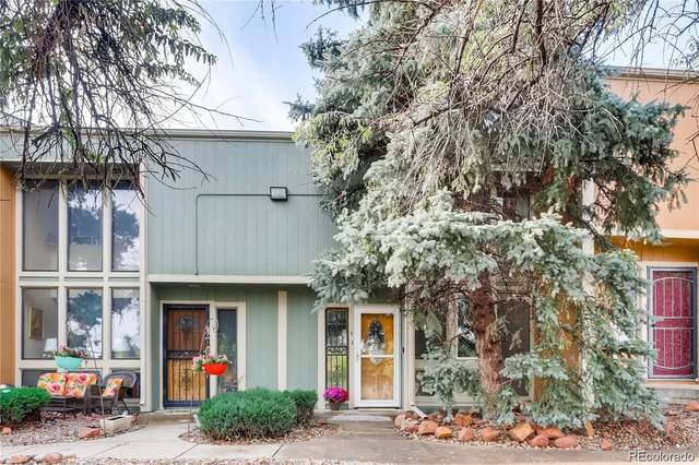 10395 Pioneer Place #2, Thornton, CO 80229 (#8298546) :: The DeGrood Team