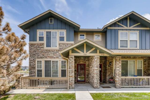 568 S Mobile Place, Aurora, CO 80017 (#8299266) :: The Gilbert Group
