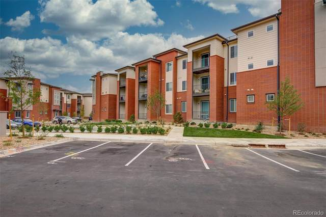 14351 E Tennessee Avenue #304, Aurora, CO 80012 (#8299391) :: The Harling Team @ Homesmart Realty Group