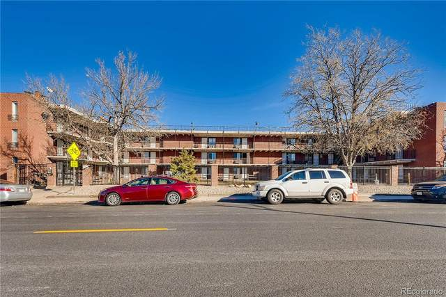 1180 Yosemite Street #301, Denver, CO 80220 (#8299646) :: Chateaux Realty Group