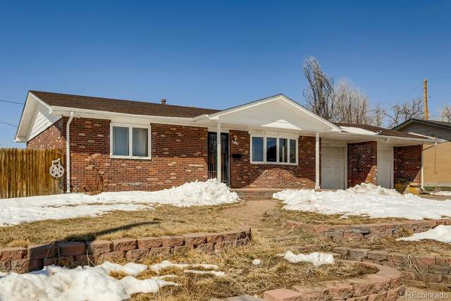 8005 Greenwood Boulevard, Denver, CO 80221 (#8299729) :: The Griffith Home Team
