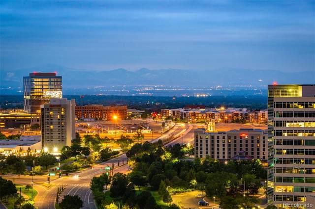 8100 E Union Avenue #2303, Denver, CO 80237 (#8299879) :: Portenga Properties - LIV Sotheby's International Realty