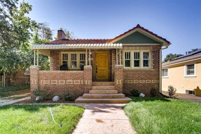 1445 Ash Street, Denver, CO 80220 (MLS #8300106) :: 8z Real Estate