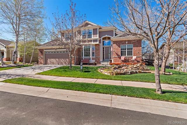 17297 W 61st Court, Arvada, CO 80403 (MLS #8300855) :: 8z Real Estate
