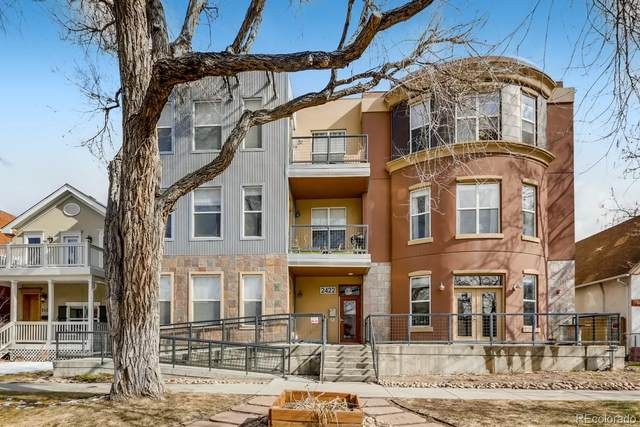 2422 Tremont Place #103, Denver, CO 80205 (#8300868) :: Compass Colorado Realty
