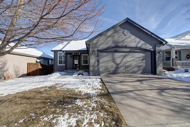 9444 Troon Village Drive, Lone Tree, CO 80124 (#8301076) :: The Griffith Home Team