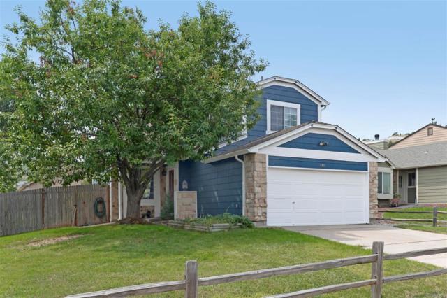 10428 Jacob Place, Littleton, CO 80125 (#8301245) :: Bring Home Denver