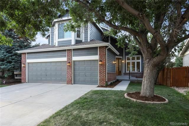 4393 W Mountain Vista Lane, Castle Rock, CO 80109 (#8301254) :: Symbio Denver