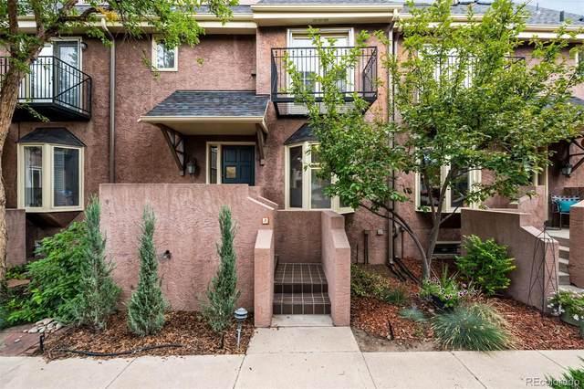 999 N Emerson Street #8, Denver, CO 80218 (#8301363) :: Compass Colorado Realty