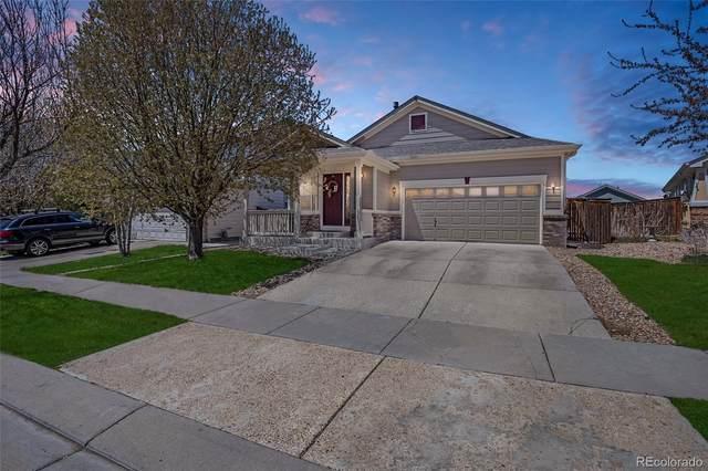 16167 E 105th Circle, Commerce City, CO 80022 (MLS #8301495) :: 8z Real Estate