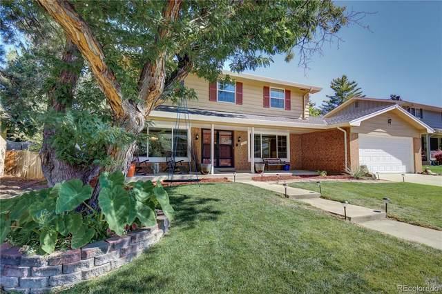 3802 S Sebring Court, Denver, CO 80237 (#8302118) :: Compass Colorado Realty