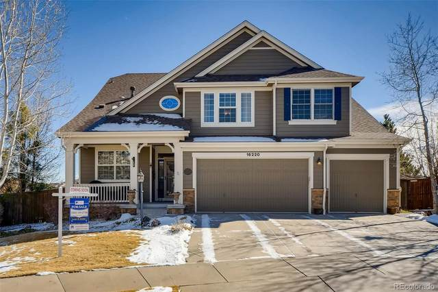 16220 Belsay Court, Parker, CO 80134 (#8302841) :: The Margolis Team