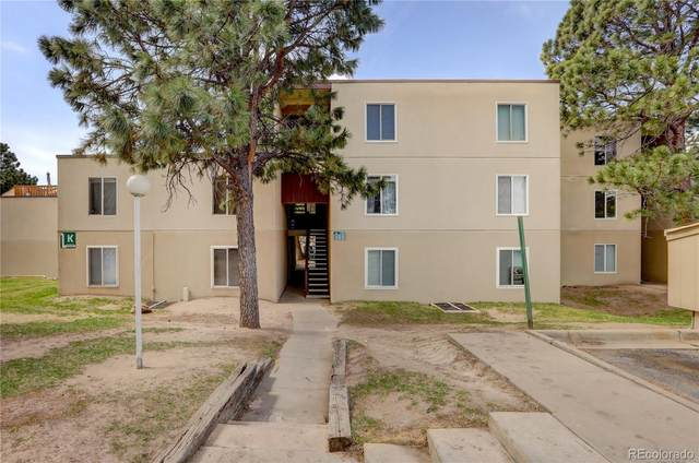 9700 E Iliff Avenue K126, Denver, CO 80231 (MLS #8303009) :: Keller Williams Realty
