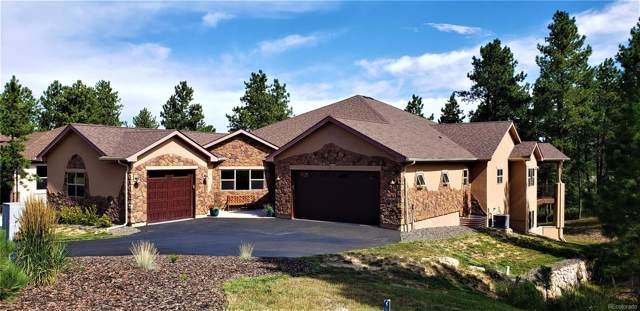 7954 Monarch Road, Larkspur, CO 80118 (#8303012) :: The Heyl Group at Keller Williams