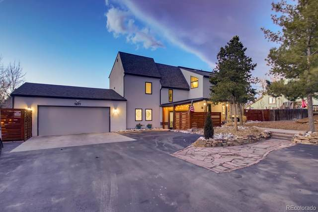 7677 E Arizona Drive, Denver, CO 80231 (#8303103) :: The DeGrood Team