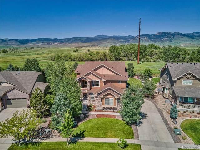 18062 W 77th Drive, Arvada, CO 80007 (#8303289) :: Wisdom Real Estate