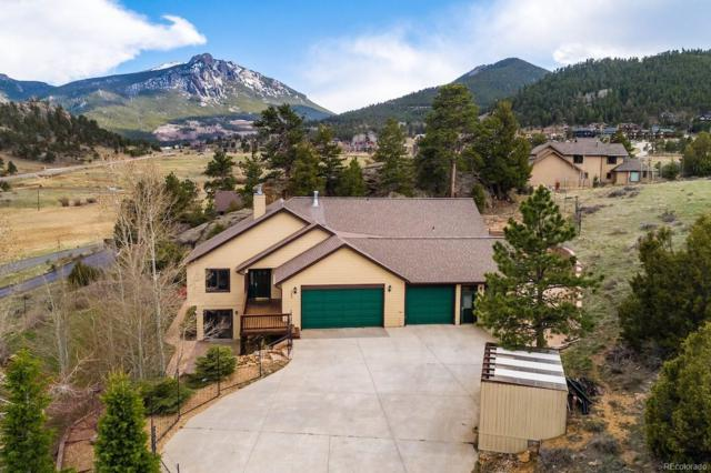 363 Ute Lane, Estes Park, CO 80517 (#8303297) :: The Griffith Home Team