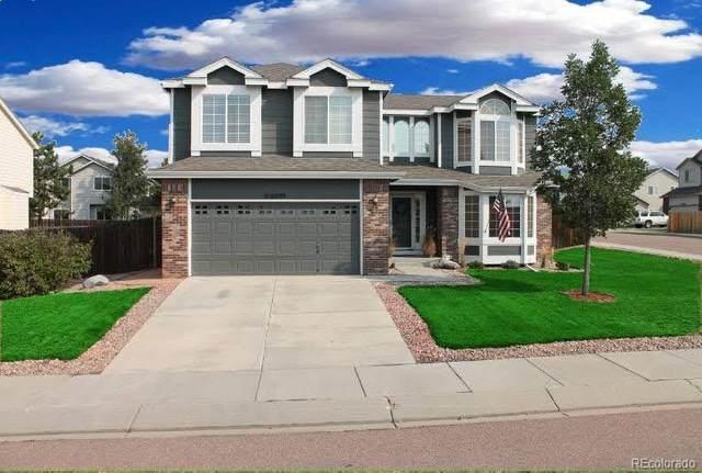 16709 Elk Valley Trail, Monument, CO 80132 (MLS #8303335) :: 8z Real Estate