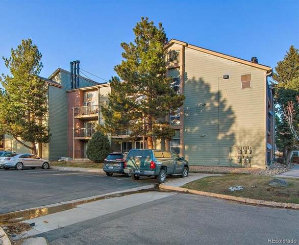 4899 S Dudley Street A15, Denver, CO 80123 (#8303670) :: Colorado Home Finder Realty