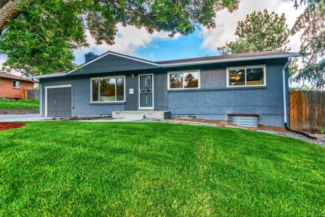 2778 S Quitman Street, Denver, CO 80236 (#8303796) :: Bring Home Denver
