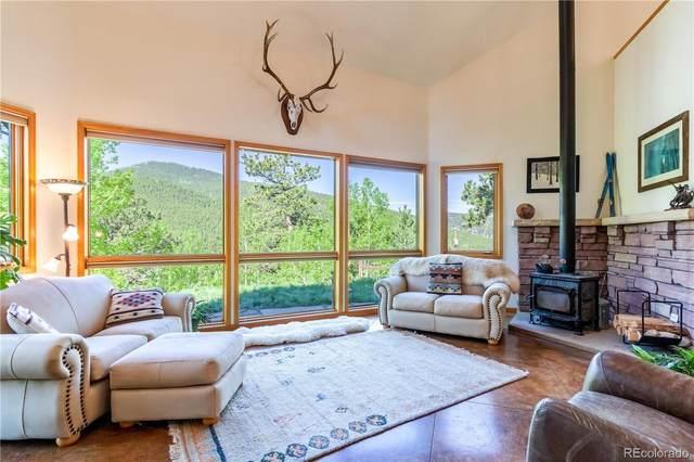 241 Bear Drive, Golden, CO 80403 (#8303820) :: Stephanie Fryncko | Keller Williams Integrity