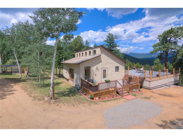 145 N Ridge Road, Bailey, CO 80421 (MLS #8304339) :: 8z Real Estate