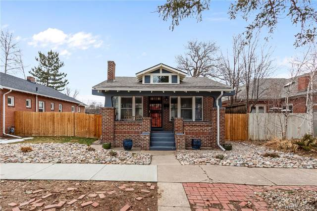 1845 S Pennsylvania Street S, Denver, CO 80210 (#8304578) :: Re/Max Structure