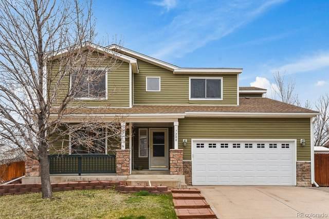 7200 Dome Rock Road, Littleton, CO 80125 (MLS #8304584) :: 8z Real Estate