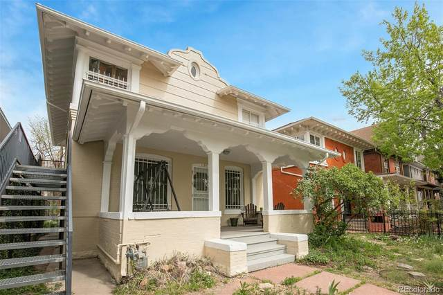 1134 N Downing, Denver, CO 80218 (MLS #8305011) :: 8z Real Estate