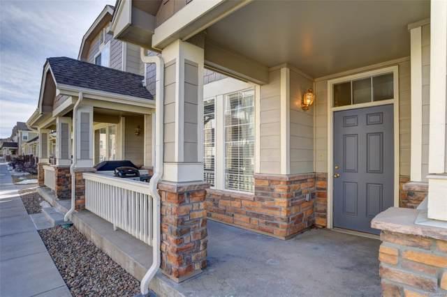 16031 E Geddes Drive #62, Aurora, CO 80016 (MLS #8305054) :: 8z Real Estate